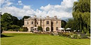 £89 -- Manor-House Stay with Dinner in Northamptonshire