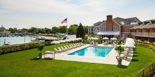 $129 -- Hamptons: Luxe Sag Harbor Inn in Spring, 55% Off