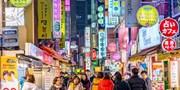 $2,301 起 -- 首爾來回機票 乘星級航空 可凌晨去晚返
