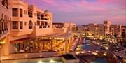 ab 750 € -- Rotes Meer: Luxuswoche im Kempinski-Hotel & Flug