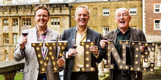 £20 & up -- Manchester Wine Tasting Event w/Celeb Critics