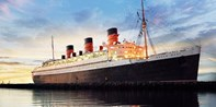 $13 -- Board the Queen Mary w/4-D Movie & Exhibit Access