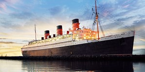 $15 -- Annual Pass or Paranormal Tours on Queen Mary