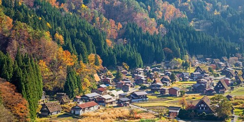 "$644 & up -- 3-Nt Vacation to ""True Japan"" inc UNESCO Site"