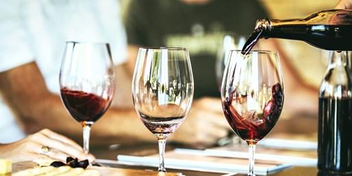 $35 -- Paso Robles: Vineyard Tour & Tastings for 2, Reg. $95