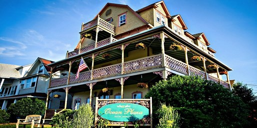 $99 -- Victorian B&B Getaway at the Jersey Shore, 30% Off