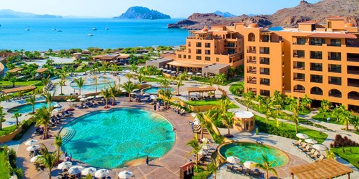$129 -- Baja: 4-Star Beachfront Resort in Loreto, 50% Off