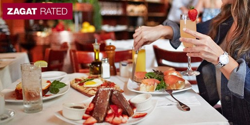 $39 -- Zagat-Pick Brunch w/Drinks near Central Park, 50% Off