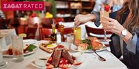 Zagat-Pick Brunch & Bottomless Cocktails by Central Park