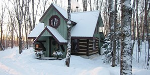 $698 -- Algonquin 3-Day Winter Adventure for 2, Reg. $998