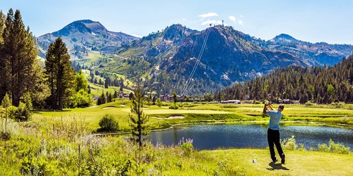 $55 -- Squaw Creek: Round of Golf w/Cart & Valet, Reg. $99