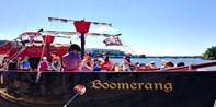 $12 -- Family Treasure Cruise on a Pirate Ship, Reg. $22