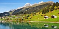 199 € -- Gourmet-Tage im Schweizer Bergspa-Hotel, -54%