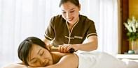¥518 --  好评回归!浦东嘉里大酒店单人 100 分钟护理  赠泳池健身 可亲子同享 超长适用