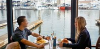 $18 -- Waterfront Dining at Woody's Wharf, Save 40%