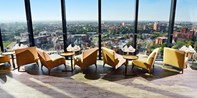 £25 -- Cocktails & Desserts for 2 w/Manchester Skyline Views