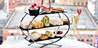 £39 -- Afternoon Tea & Cocktails for 2 w/Manchester Views