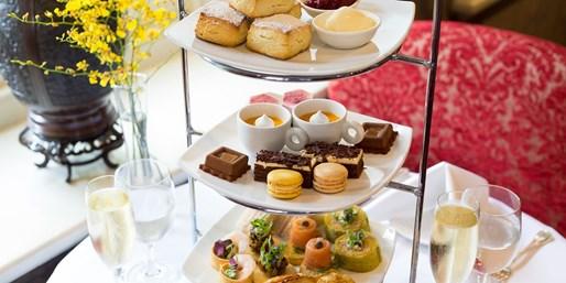 $69 -- Sydney: Harbourside High Tea for 2 at 5-Star Hotel
