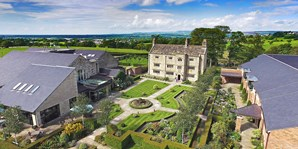 £139 -- Lancashire Retreat w/Dinner, Save up to 45%