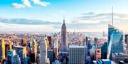 £599pp -- New York: Deluxe 3-Night Break w/Flights