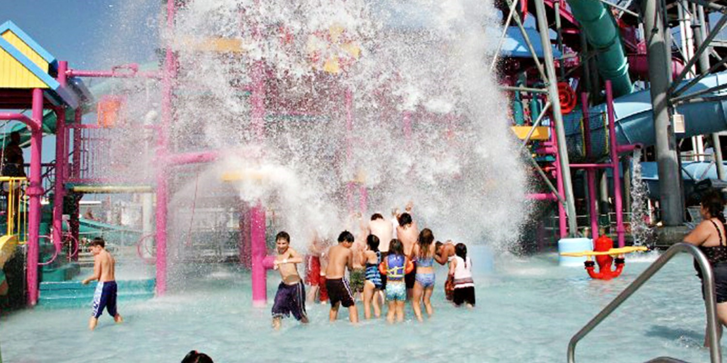 $20 -- Splash Zone All-Day Pass thru Summer, Reg. $39