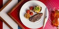 ¥688 -- 澳洲纯净 M7 和牛!丽思卡尔顿Portman's餐厅双人饕餮晚宴 品法蚝龙虾和牛等 另有超值午餐