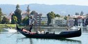 ¥350 -- 5.6折 加州体验威尼斯风情 双人浪漫贡多拉之旅 徜徉梅利特湖 含葡萄酒