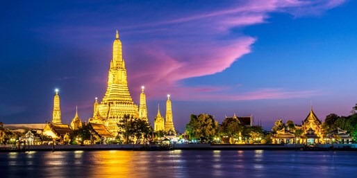 $799 & up -- Bangkok 5-Night Vacation w/Air & City Tour