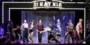 22 € -- Cabaret: Hochgelobtes Musical im Tipi Berlin, -51%