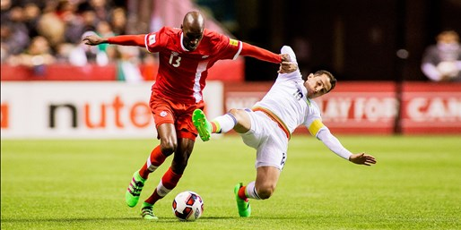 $28 -- FIFA World Cup Qualifier at BC Place, Reg. $40