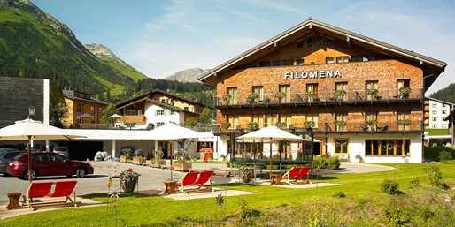 ab 430 € -- Lech: Wanderwoche mit Frühstück & Fondueabend