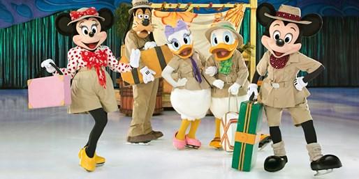 $13 -- 'Disney On Ice' in San Jose & Oakland, Reg. $20