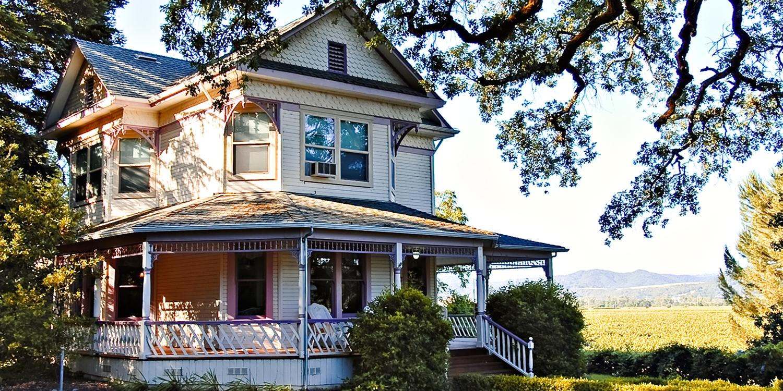 Travelzoo Deal: $199 -- Sonoma: 2 Nights at Alexander Valley B&B, Reg. $390