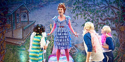 'Fancy Nancy The Musical' in Toronto, 40% Off