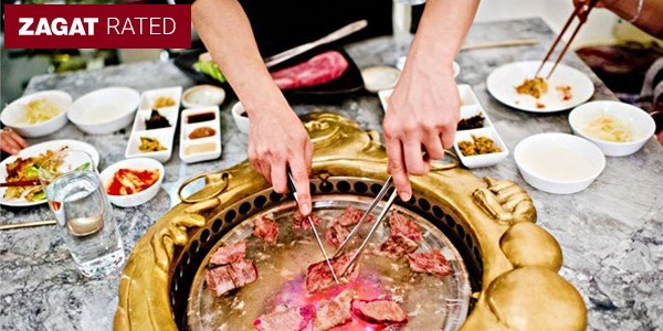 $79 -- Michelin-Recommended Korean Barbecue for 2 w/Wine