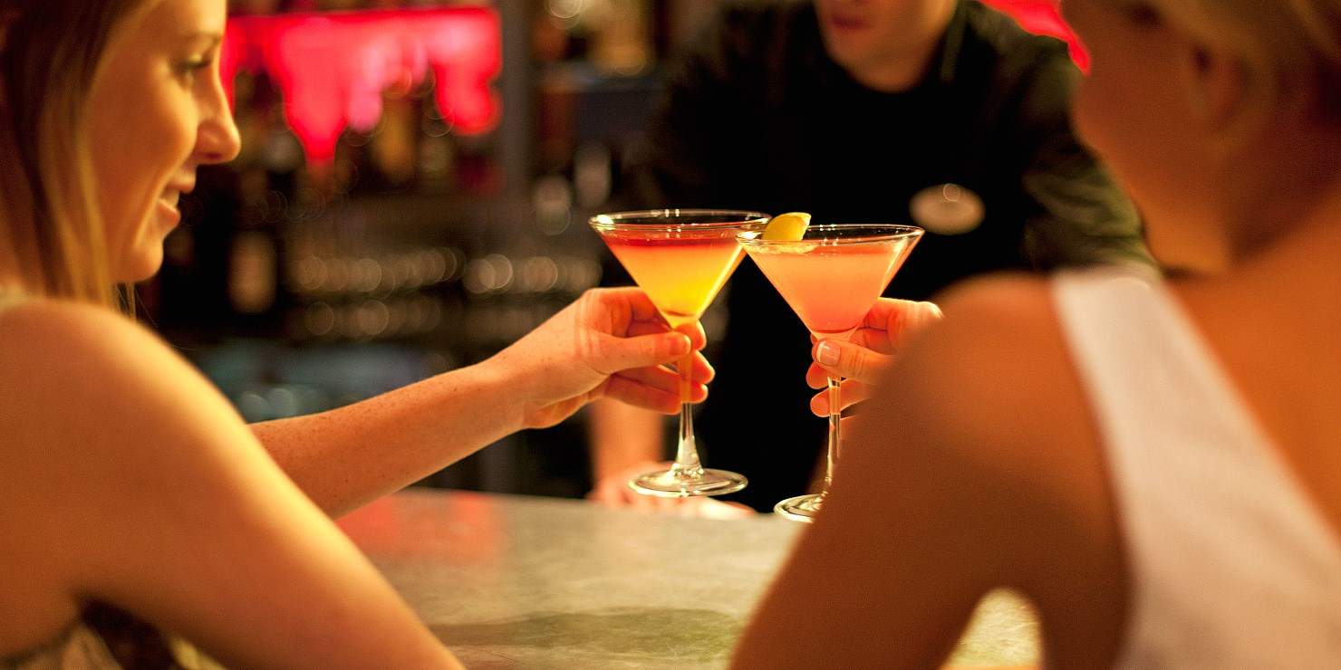 $29 -- Drinks & Apps for 2 at Swanky Speakeasy, Reg. $86