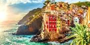 ¥168,000 -- 地中海3か国5都市周遊クルーズ10日間 船内20食&1万特典&送迎