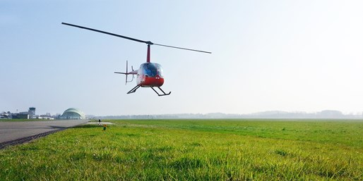 79 € -- Helikopter-Rundflug in 13 deutschen Städten, -50%