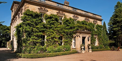£139 -- Northumberland: Country-House Stay w/Meals, Save 35%