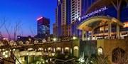 ¥1,566 -- 亲子周末 暖汤美食 宁波洲际2晚豪华房 含早+温泉+自助晚餐+儿童乐园
