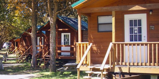 Travelzoo Deal: $129 -- Texas Hill Country: 2-Night Cabin Stay w/S'mores