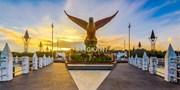 ¥4,380 -- 暑期特惠!兰卡威+吉隆坡6日自由行 亲子购物皆宜 双人预订送签证