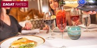 French Fine Dining & Drinks for 2 at Monte Carlo for $99