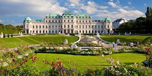 ab 199 € -- Städtereise nach Wien ins 5*-Promi-Hotel, -47%