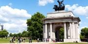 ab 155 € -- London: 3 Tage beim Hyde Park mit Flug, -30%