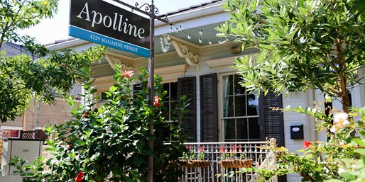 $55 -- Apolline: Dinner for 2 on Magazine Street, 35% Off