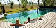 $1329pp -- 3 Nts Glamping at 'Next Level ' NT Resort