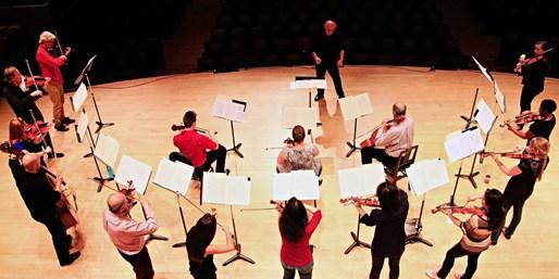 $24 -- Sinfonia Toronto: Beethoven, Mozart & More
