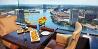 $40 -- Private Club Dining & Spectacular City Views