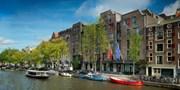 Designhotel mit Frühstück in Amsterdams Top-Lage